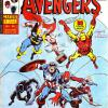 The Avengers #84. Week Ending April 26th 1975.