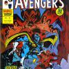 The Avengers #85. Week Ending May 3rd 1975.