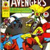 The Avengers #86. Week Ending May 10th 1975.