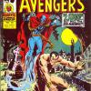 The Avengers #87. Week Ending May 17th 1975.
