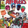 The Avengers #88. Week Ending May 24th 1975.