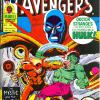 The Avengers #89. Week Ending May 31st 1975.