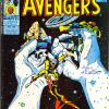 The Avengers #94. Week Ending July 5th 1975.
