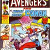 The Avengers #97. Week Ending July 26th 1975.
