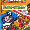 Capitao America #19, published by Bloch Editores S.A.