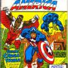 Capitao America #8, published by Bloch Editores S.A.