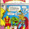 .. and just for sheer awesomeness .. Os Vingadores #1, published by Bloch Editores S.A.