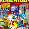 Captain America Comics #1 (Gold Stamp Edition), published by Marvel Deutschland in '99 in celebration of 60 years of Cap