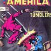 Captain America #14 (1990's Series), published by Kabanas Hellas in Greece.
