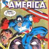 Captain America #1 (1990's Series), published by Kabanas Hellas in Greece.