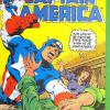 Captain America #2 (1990's Series), published by Kabanas Hellas in Greece.