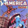 Captain America #8 (1990's Series), published by Kabanas Hellas in Greece.