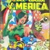 Captain America #6 (1990's Series), published by Kabanas Hellas in Greece.