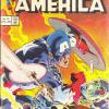 Captain America #10 (1990's Series), published by Kabanas Hellas in Greece.