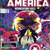 Captain America #11 (1990's Series), published by Kabanas Hellas in Greece.
