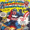 Captain america & Falcon (Indonesia) nn. Komik Spesial Cypress on the cover, with the classic Jack Kirby cover. Probable Bootleg, as the same 'publisher' is noted on the cover as the previous comic.