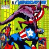 Capitan America & I Vendicatori #8