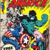 Captain America #04. Published by Republican Press in South Africa as part of their Supercomix line.