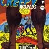 Creepy Worlds #199
