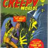 Creepy Worlds #9