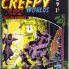 Creepy Worlds #50
