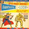 Fantastic #1, 18th February 1967. Published in the U.K. by Odhams Press Ltd.