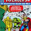 Avengers #1, published by Marvel Deutschland in '99.
