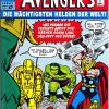 Avengers #1 (Gold Stamp Edition), published by Marvel Deutschland in '99.