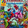 Captain America COMIC-Taschenbuch #12. Published by Condor in Germany.