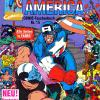 Captain America COMIC-Taschenbuch #15. Published by Condor in Germany.