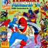 Captain America COMIC-Taschenbuch #19. Published by Condor in Germany.