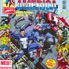 Captain America COMIC-Taschenbuch #25. Published by Condor in Germany.