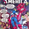 Captain America #12 (1990's Series), published by Kabanas Hellas in Greece.