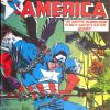 Captain America #3 (1990's Series), published by Kabanas Hellas in Greece.