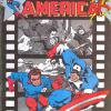 Captain America #4 (1990's Series), published by Kabanas Hellas in Greece.