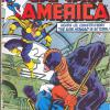 Captain America #5 (1990's Series), published by Kabanas Hellas in Greece.