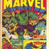 The Mighty World Of Marvel #2, published Week Ending October 14th 1972.