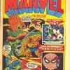 The Mighty World Of Marvel #6, published Week Ending November 11th 1972.