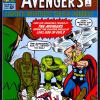 Avengers #1. Sold as a 3 Pack of Comics (#1 - #3). Published by Marvel Mexico (2017)