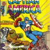 'Capitan America' #17, published by Macc Division Historietas in the mid-'70's.