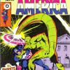 'Capitan America' #13, published by Macc Division Historietas in the mid-'70's.