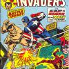 'The Invaders' #NN, published by Yaffa in Australia. This title appears to be a compendium of early Invaders stories.