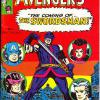 'The Avengers' #07, published by Yaffa in Australia.