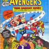 'The Avengers' #07, published by Newton Comics in Australia.