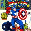 'Captain America' #1. Published in Japan by Kobunsha & Marvel Comics.