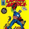 Captain America #4, published by Newton in Australia.