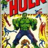 The Incredible Hulk #05475. Published by Goodwill Trading Inc.