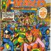 The Avengers #147. Published by National Book Store, Inc.