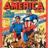 Captain America #2 of 3. Shan-Lon Enterprises Edition. Came with an audio tape.