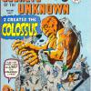 Secrets of the Unknown #184